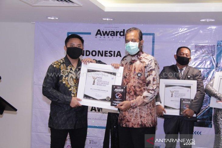 Banjar wins 2020 Inspiring Professional and Leadership Award