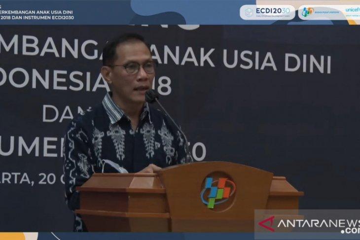 BPS catat perekonomian Indonesia pada 2020 terkontraksi 2,07 persen