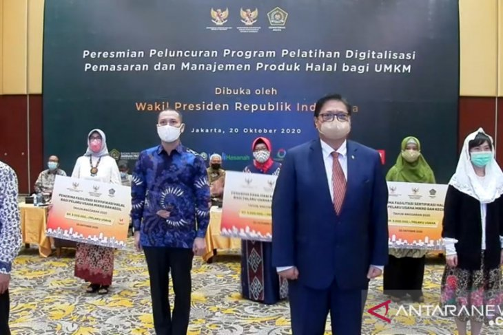 Government holds online halal products' management training for MSMEs