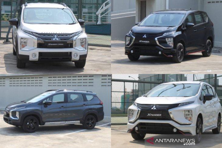 Mitsubishi luncurkan dua Xpander