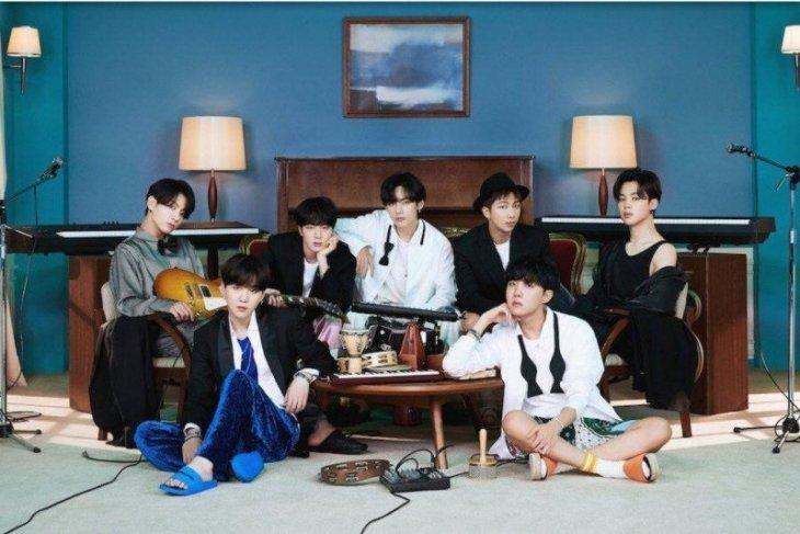 BTS siap tampil di MAMA 2020 dan bawakan lagu dari album