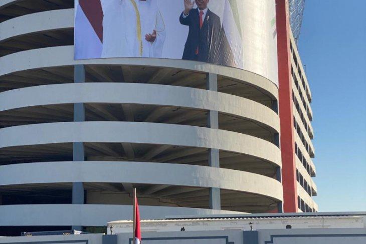Pemerintah UAE meresmikan Jalan Presiden Joko Widodo di Abu Dhabi