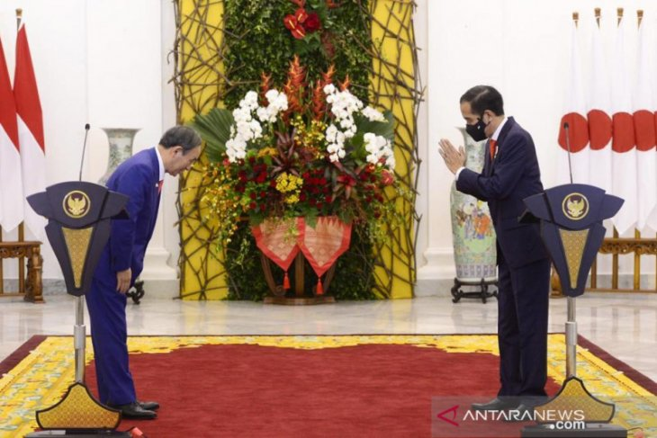 Kunjungan PM Jepang Yoshihide Suga dan awal citra Indonesia
