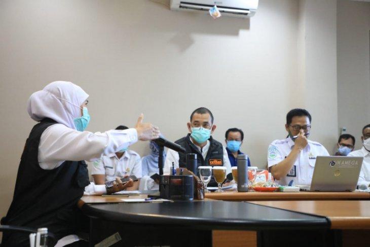 Gubernur Khofifah minta instansi detailkan mitigasi kebencanaan antisipasi dampak La Nina