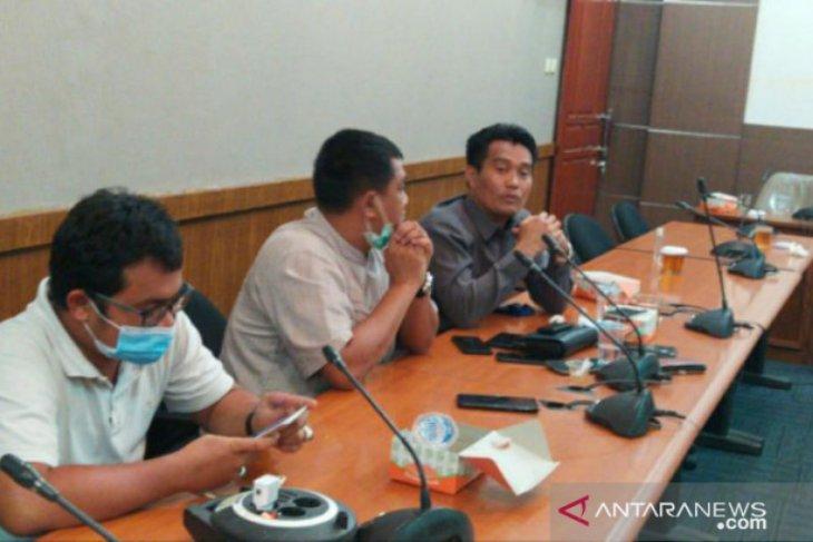 DPRD Pangkalpinang ragu proyek Jembatan Jerambah Gantung selesai tepat waktu