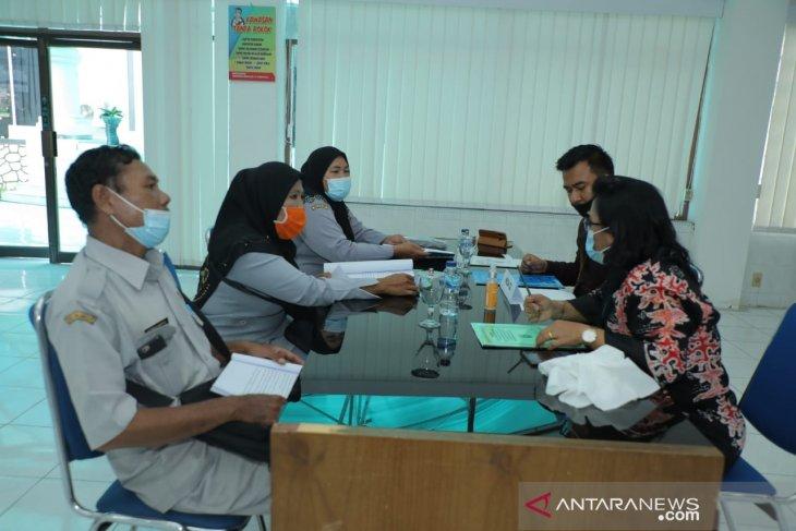Pemkab Asahan bersama BKN gelar ujian kenaikan pangkat