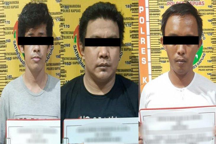 Polisi tangkap oknum ASN pengedar narkoba