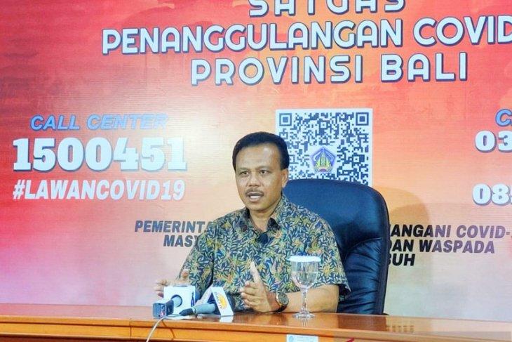 89,35 persen pasien COVID-19  di Bali sudah sembuh