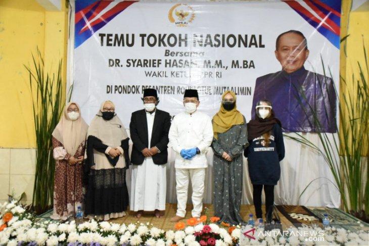 Pesantren portray Indonesia's diversity: MPR deputy chairman