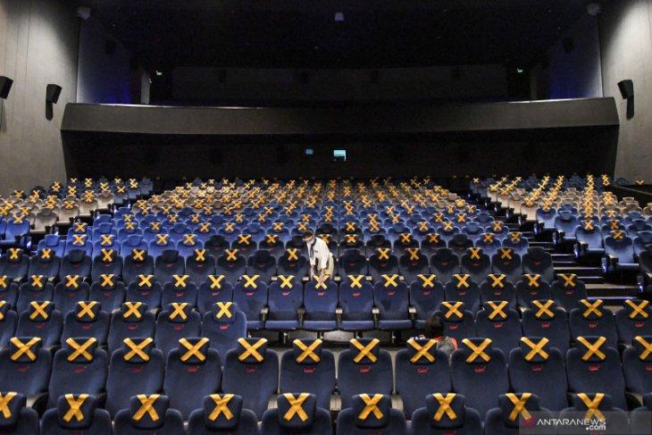 Pemkot Kediri izinkan gedung bioskop buka dengan syarat ketat