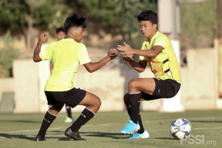 Timnas U-16 kalah atas UEA 2-3