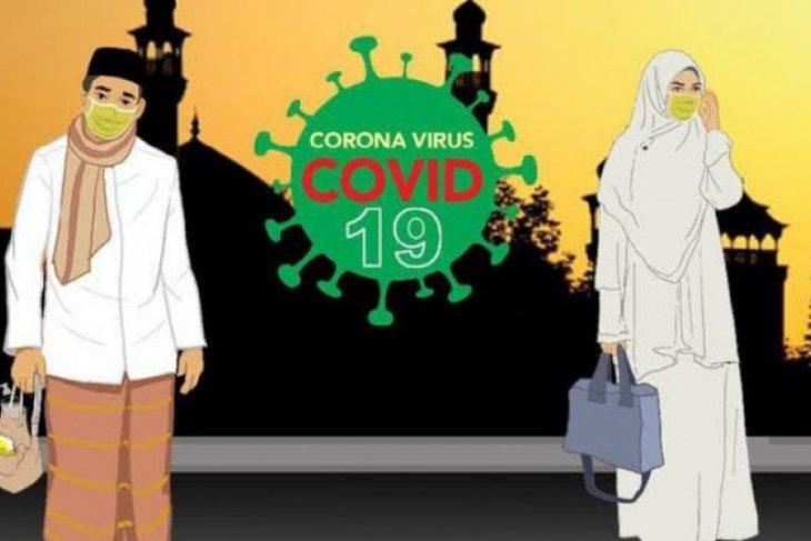 Puluhan orang di pesantren di Medan positif COVID-19