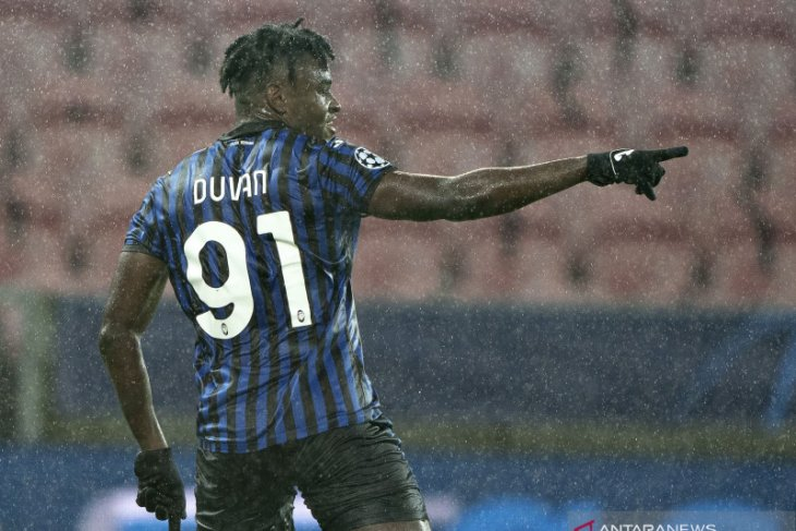 Liga Champions  - Atalanta pesta gol 4-0 ke gawang tuan rumah  Midtjylland