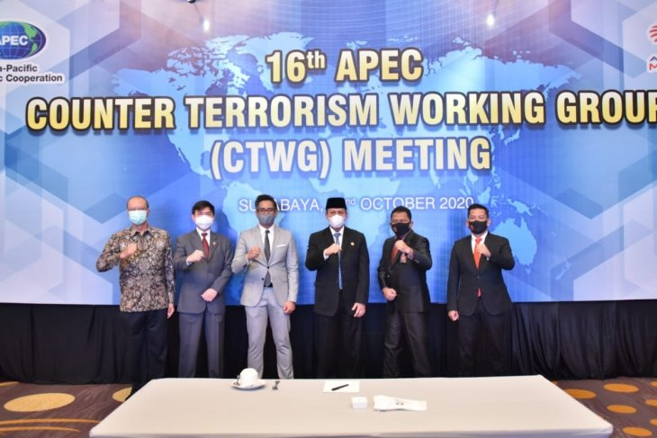 Kepala BNPT: Negara APEC tetap perlu antisipasi ancaman teroris masa pandemik