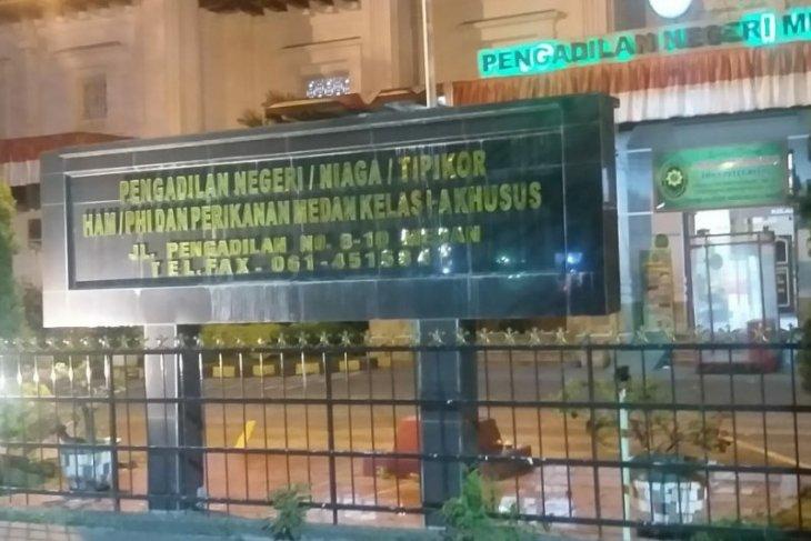 PN Medan vonis hukuman mati penjual sabu 52 kg