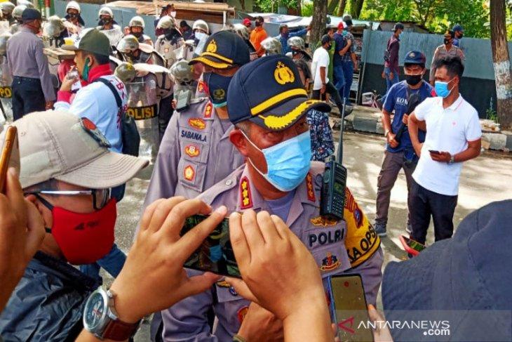 Polresta  turunkan 1.500 personel amankan unjuk rasa buruh