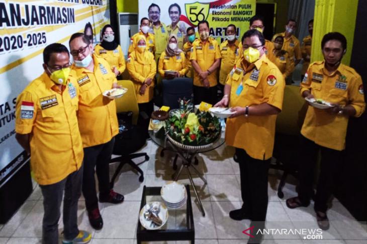 Haji Yuni optimis menangkan Pilkada Kota Banjarmasin