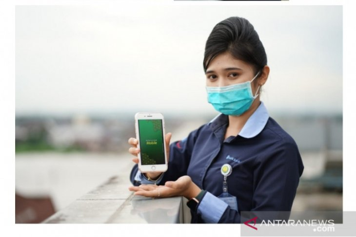 Mobile Banking Bank Kalbar permudah nasabah lakukan berbagai transkasi