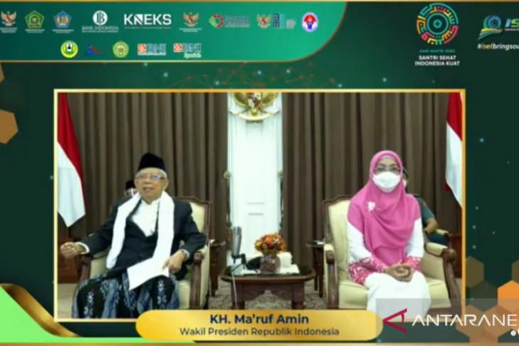 Vice President Ma'ruf Amin initiates National Cash Waqf Movement