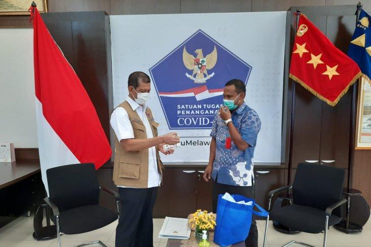 Kerap mengalami bencana alam, Bupati Aceh Timur lapor ke BNPB pusat di Jakarta