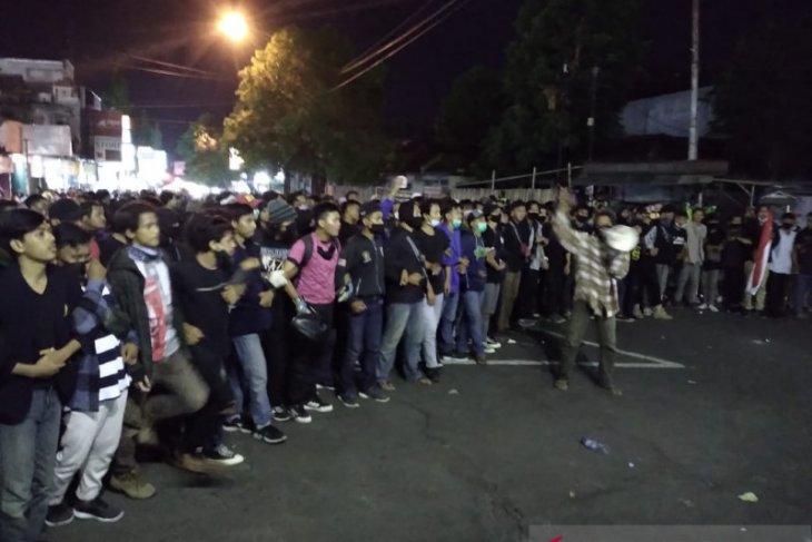 Polisi Bantah amankan pendemo UU Cipta Kerja di Jember