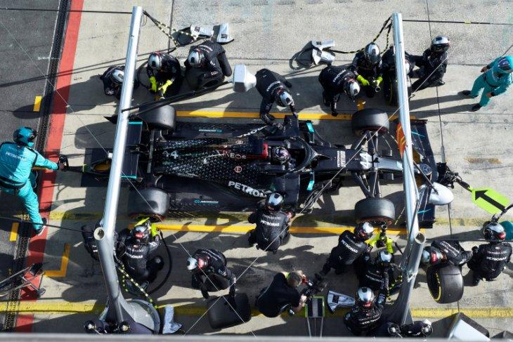 Hamilton dan Mercedes peluang pecahkan rekor F1 di Portugal