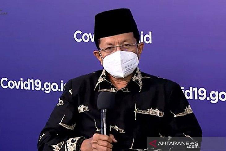 Imam Besar Masjid Istiqlal Nasaruddin Umar menolak anggapan konspirasi COVID-19