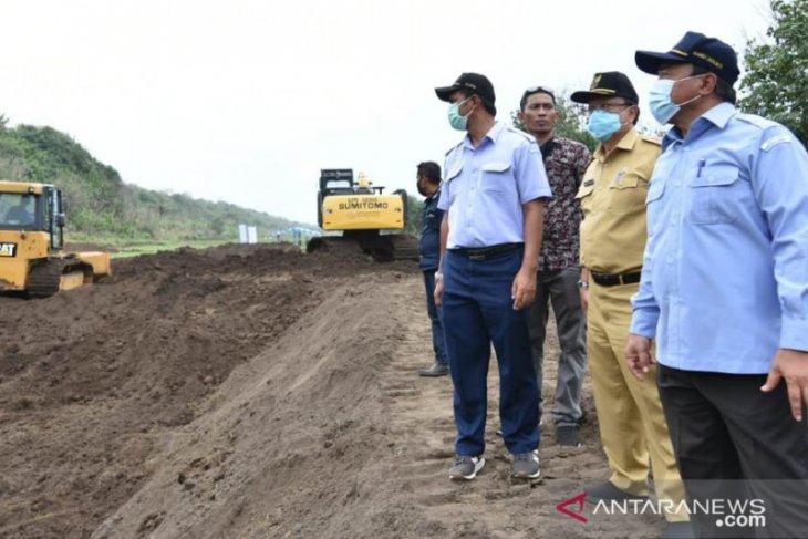 Pemkab Cianjur mendapat bantuan KKP bangun pusat budidaya tambak udang