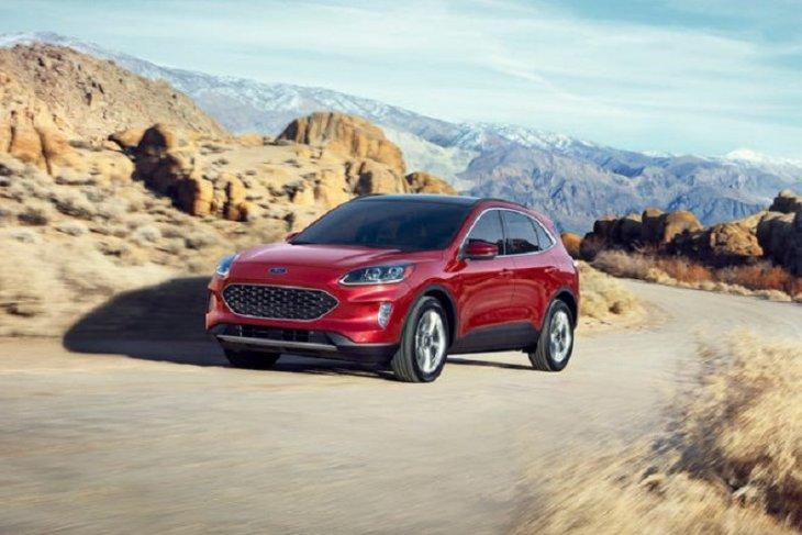 Perusahaan Ford targetkan 100 ribu kendaraan berfitur