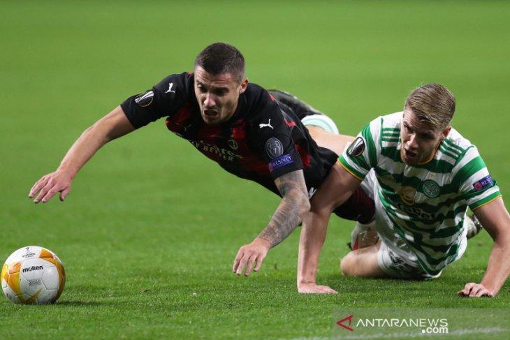 AC Milan membawa pulang kemenangan 3-1 di markas Celtic