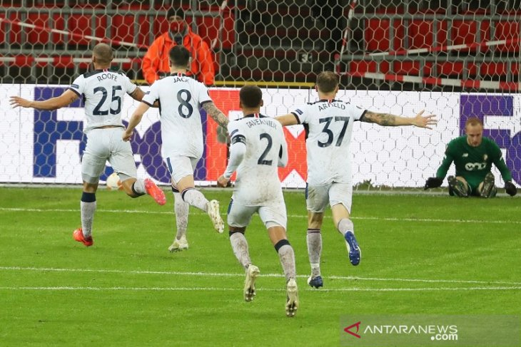 Liga Europa: Benfica dan Rangers petik tiga poin di grup D