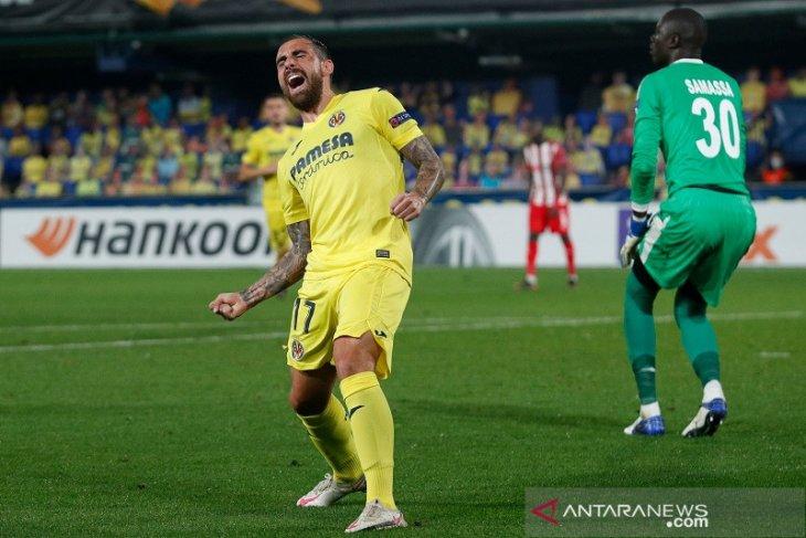 Liga Europa - Villarreal atasi Sivasspor  pada  laga diwarnai hujan delapan gol