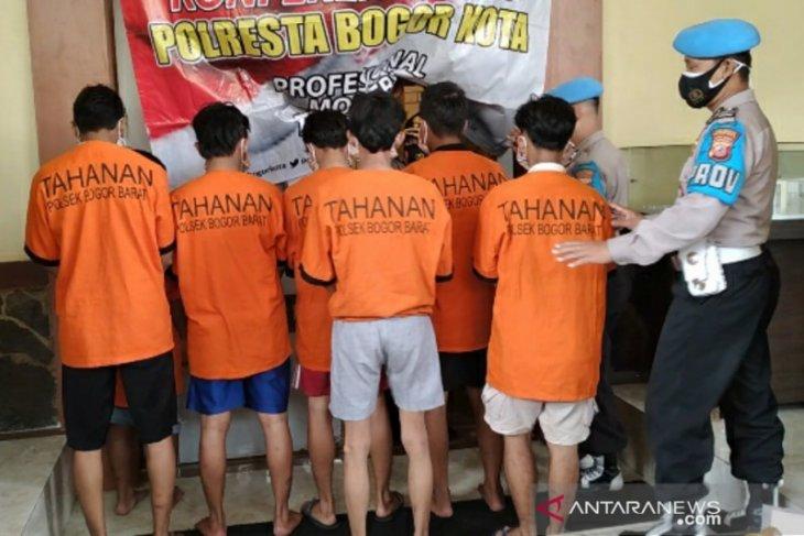 Polisi amankan tujuh pelaku penyerangan warga di Bogor