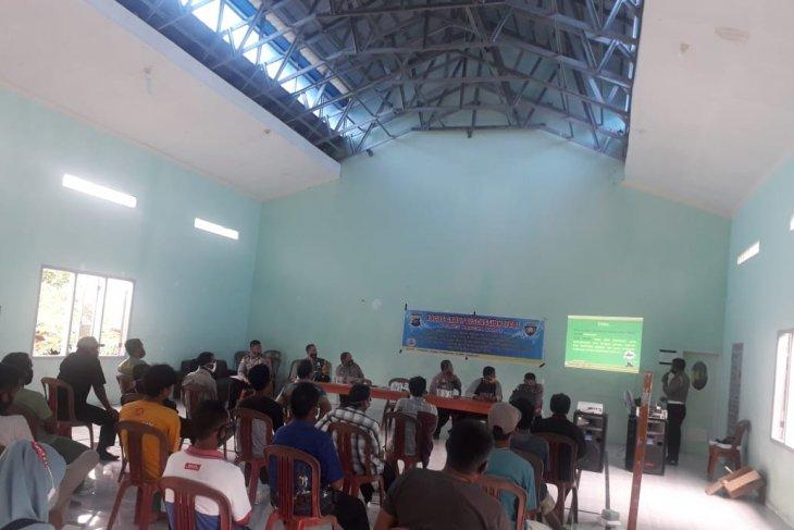 Polres Bangka Barat-tokoh agama kampanye gerakan wajib masker
