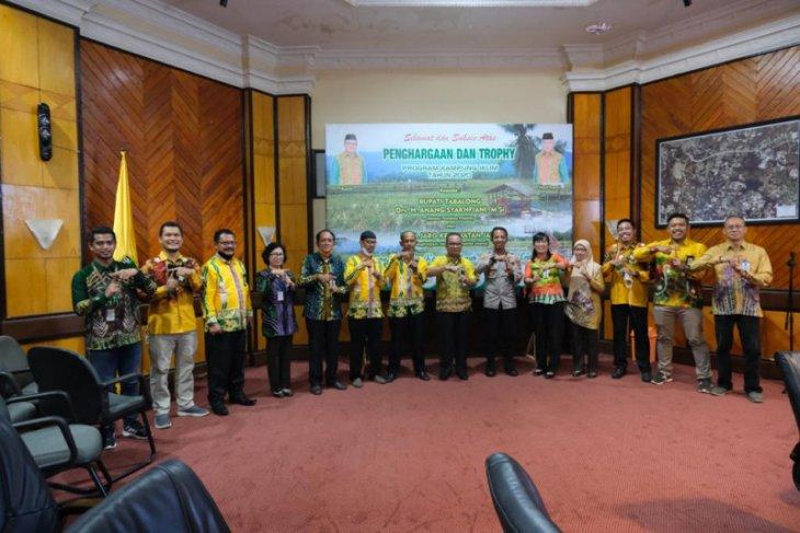Desa Jaro binaan Adaro raih penghargaan utama Proklim Nasional