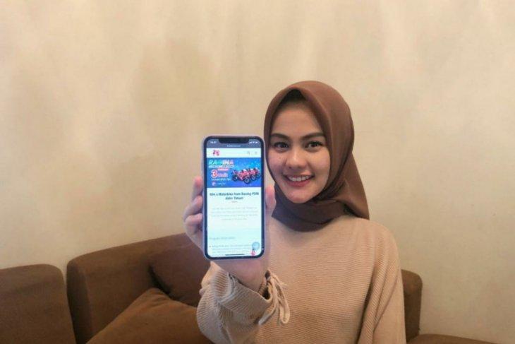 Racing Poin Akhir Tahun, Telkomsel apresiasi pelanggan Area Sumatera