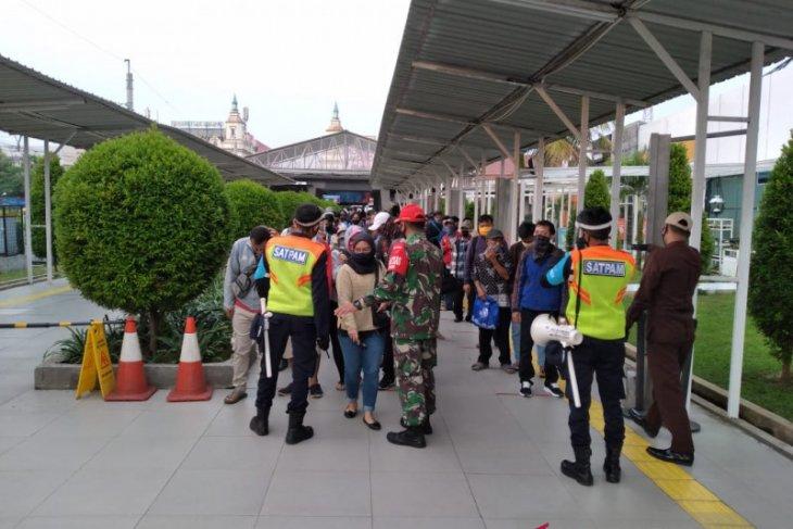 Stasiun Bogor jadi stasiun tersibuk pada libur Lebaran 2021