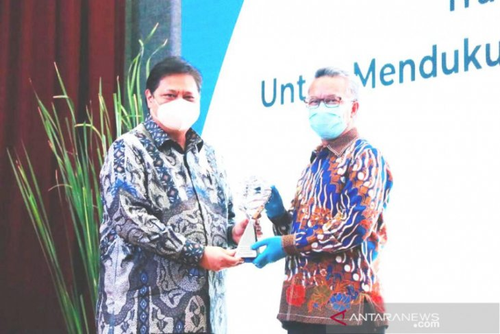 Samarinda  kembali dapat penghargaan  TPID Award