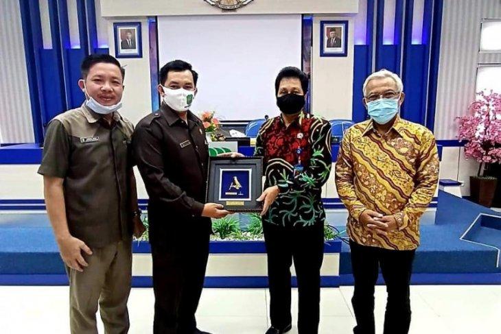 DPRD Singkawang belajar Raperda penanaman modal PDAM ke Sleman