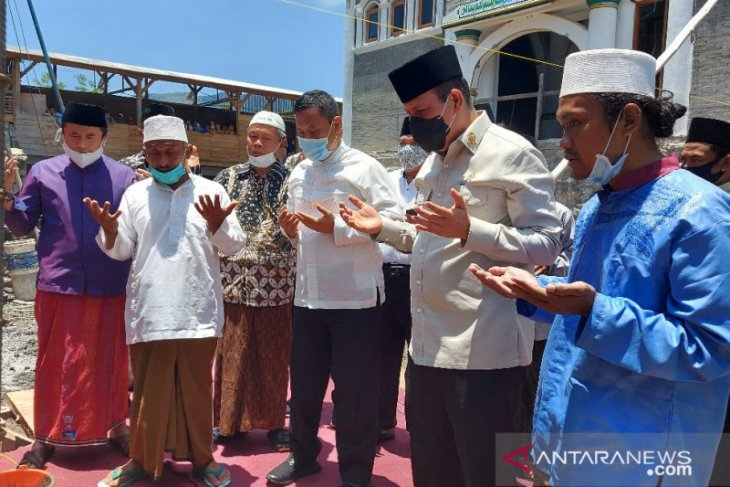 Kepala BNPT: Masjid menjadi benteng pertahanan dari radikalisme