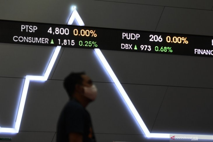 IHSG ends higher following correction in regional stocks