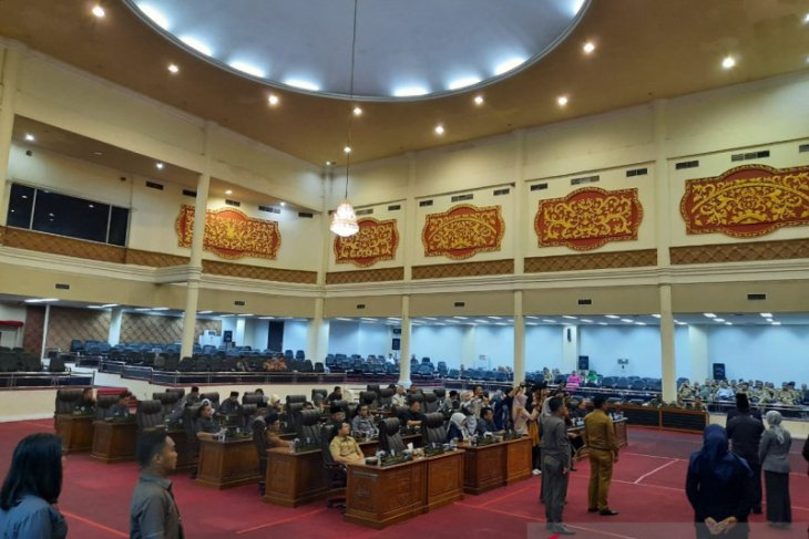 DPRD Kota Jambi dorong APBD 2021 prioritas pemulihan ekonomi