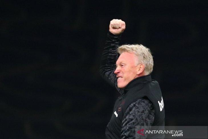 Manajer  David  Moyes berambisi bawa West Ham ke Eropa