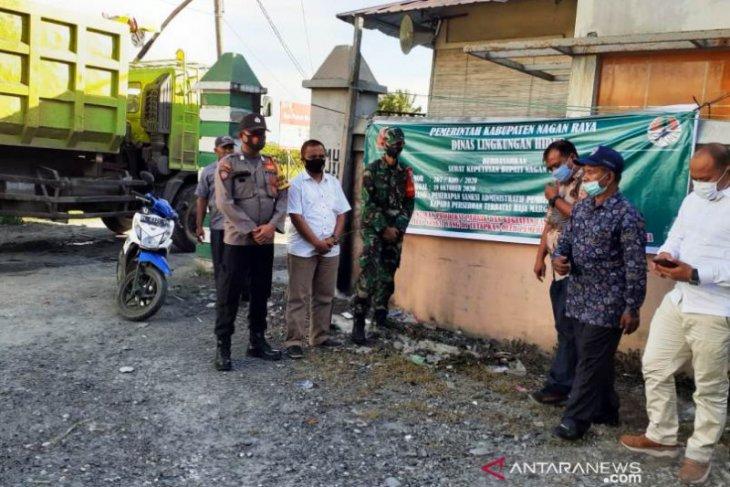 Setelah PT KIM, Pemkab Nagan Raya bekukan izin PT Raja Marga