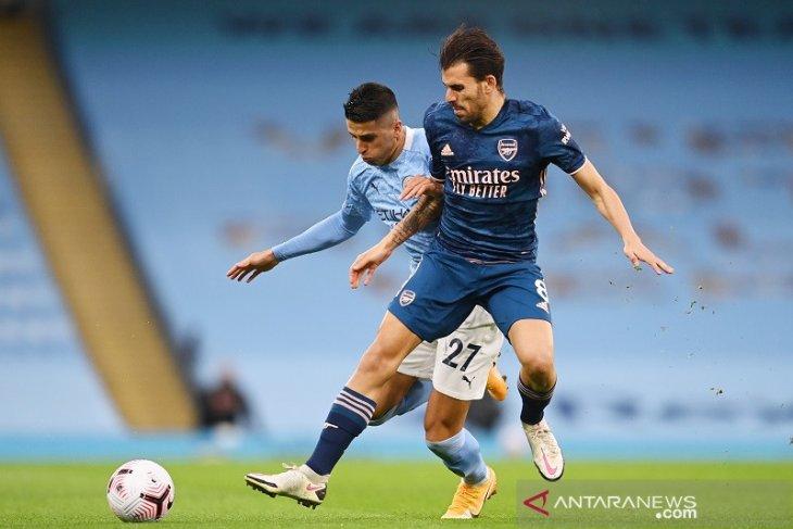 Liga Inggris - Gelandang  Arsenal  Dani Ceballos bisa turun saat menjamu Leicester