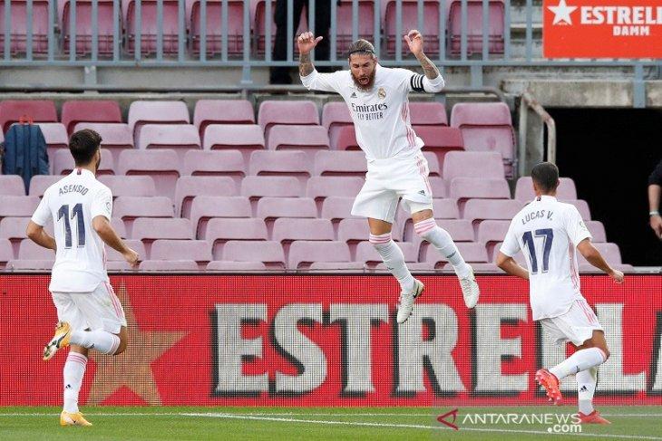 Liga Spanyol: Real Madrid bungkam Barcelona 3-1 dalam El Clasico