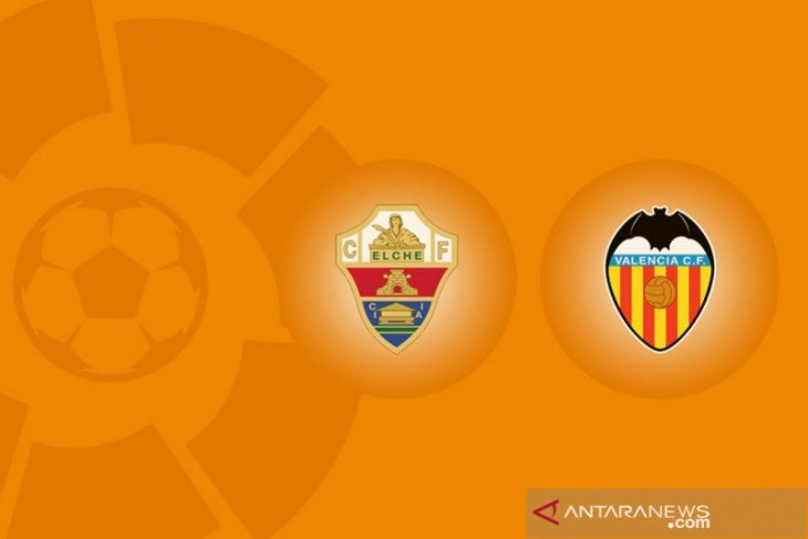 Valencia bertekuk lutut di markas tim promosi