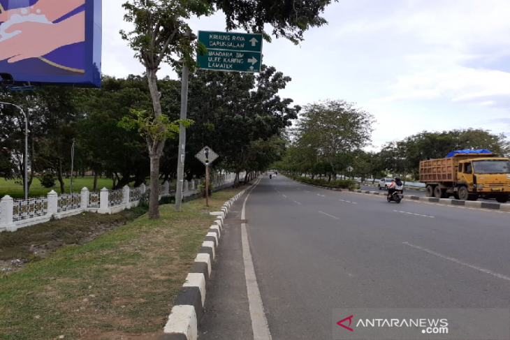 Di depan kantor Gubernur Aceh akan dibangun fly over