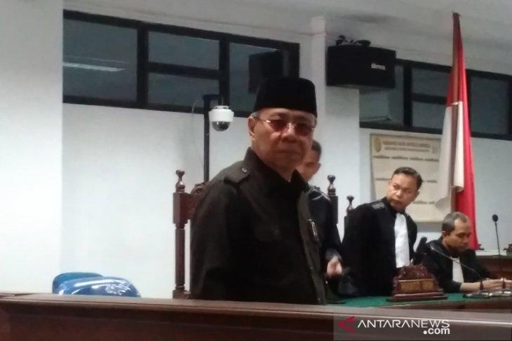 Mahkamah Agung tolak kasasi mantan Bupati Simeulue