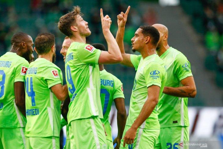 Wolfsburg mencatat kemenangan perdana musim ini